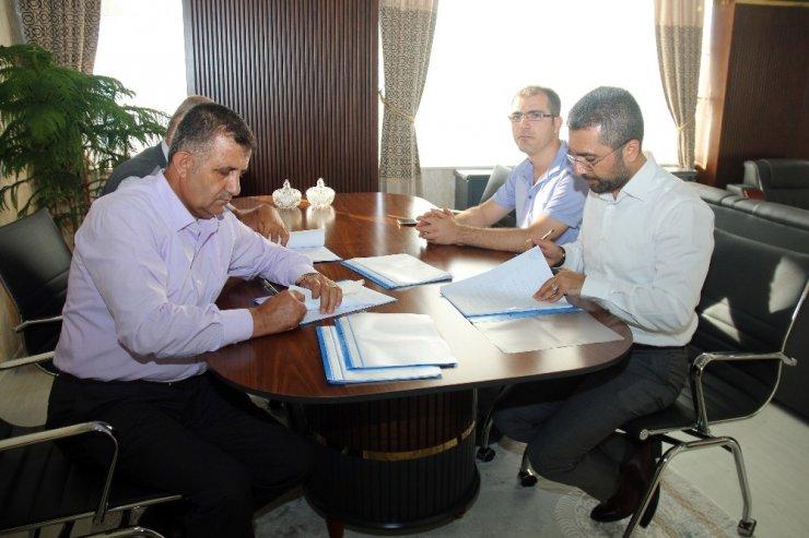 Edremit Belediyesinde 'Toplu İş Sözleşmesi' imzalandı