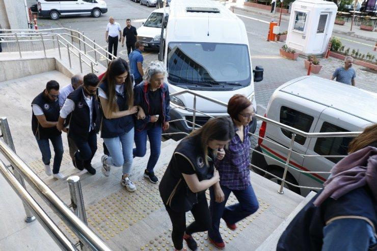 Zonguldak'ta terör operasyonunda 5 tutuklama