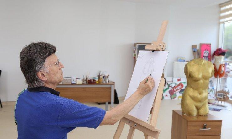 Nazım Hikmet Çankaya'da sanatın yeni adresi oldu