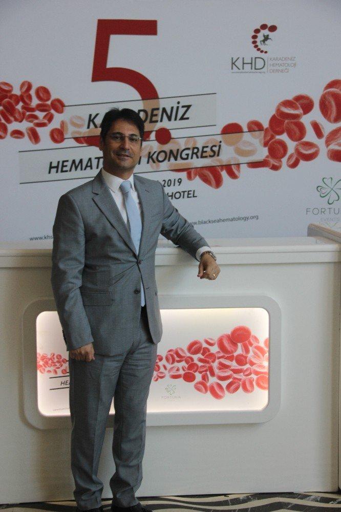 """Hematoloji Uzmanı Tombak: """"Hedefe yönelik yenilikçi KLL tedavileri ilerleyen dönemlerde kemoterapi ajanlarının yerini alacak"""""""