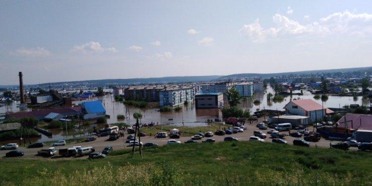 Rusya'da sel felaketinde ölü sayısı 14'e yükseldi