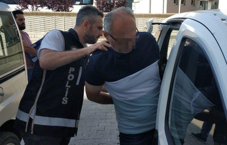 6 ByLock kaydı bulunan FETÖ'nün Havza ilçe sorumlusu yakalandı