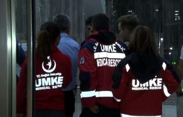 Yanlışlıkla sıkılan biber gazı, 9 öğrenciyi hastanelik etti