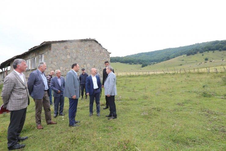 Tavşan Dağı'na özel 'Ekolojk Köyler' projesi