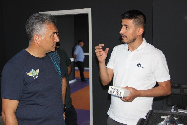 Sporcu Performans Ölçme Tesisi Süper Lig takımlarının gözdesi olmaya hazırlanıyor