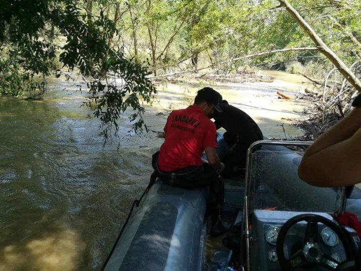 Selde kaybolan 6 kişiyi arama çalışmaları devam ediyor