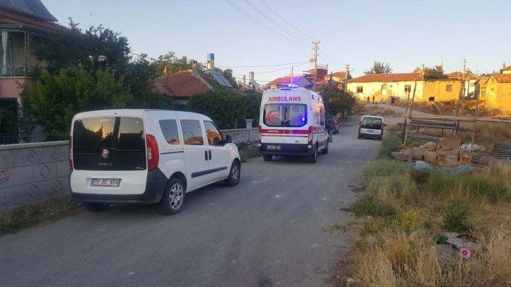 Karaman'da iki arkadaş arasında kavga: 1 yaralı