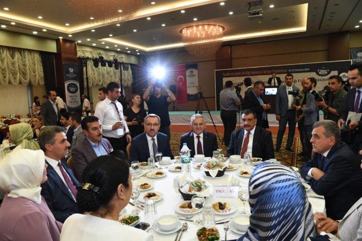 Başkan Büyükkılıç TKB Toplantısına Katıldı