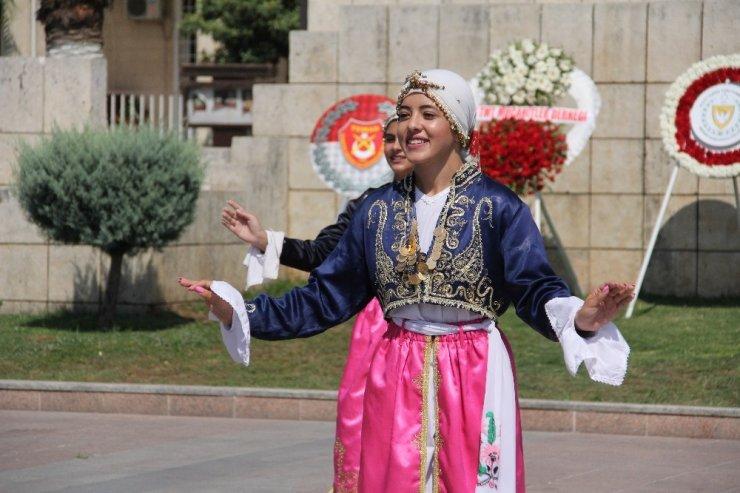 KKTC Barış ve Özgürlük Bayramı, Mersin'de coşkuyla kutlandı