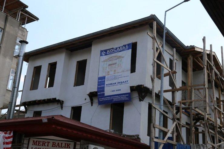 Ereğli evleri restore ediliyor