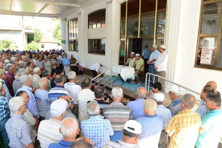 Kumlucalı Hacı adayları dualarla uğurlandı