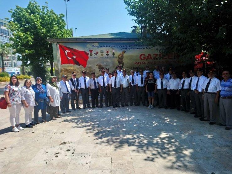 Kıbrıs Barış Harekatı'nın 45. yılı Denizli'de de kutlandı