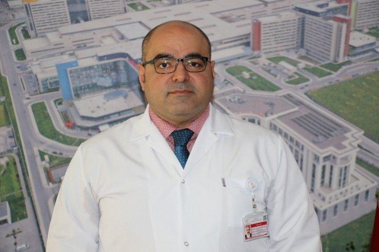 Avrupa'nın en büyük şehir hastanesine yüz binlerce hasta başvurdu