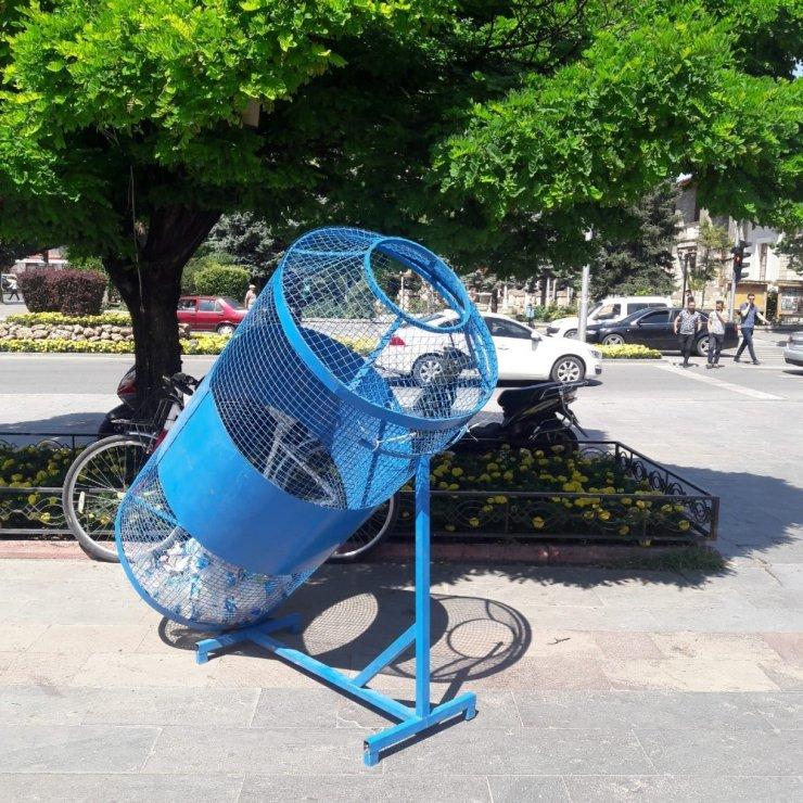 """""""Sıfır Atık"""" projesi ile Erzincan daha temiz"""