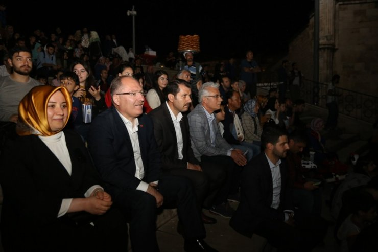 Sivas'ta Açık Hava Sinema günleri