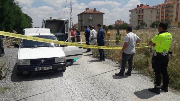 Konya'da faili meçhul cinayet! Cezaevinden 2 gün önce çıktı, ölü bulundu