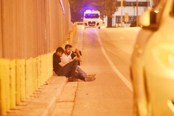 Konya'daki 7 kişinin öldüğü kazada, yaşlı çift düğünden dönüyormuş