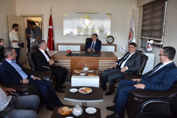 """Kamu Başdenetçisi Malkoç: """"Türkiye'nin teröre karşı verdiği mücadele dünyanın hiçbir yerinde yok"""""""