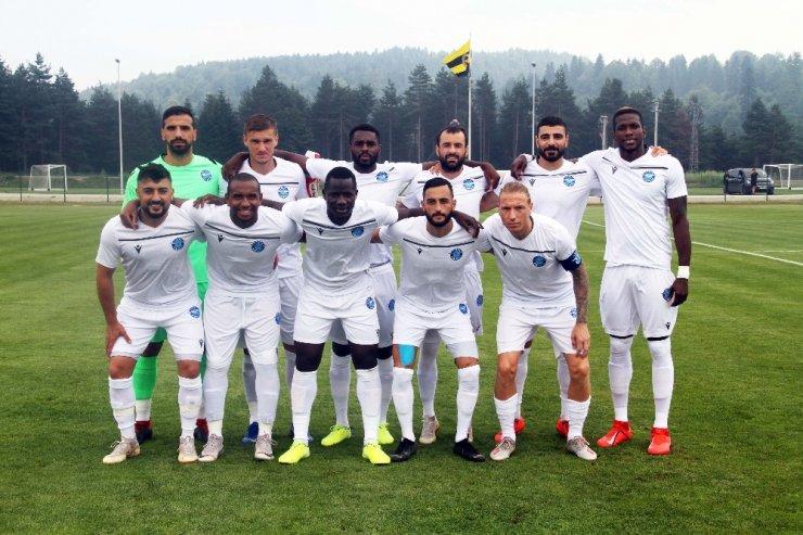 Adana Demirspor: 2 - BB Erzurumspor: 2