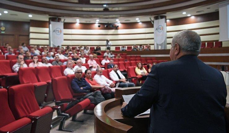 """Çetin: """"Turist girişinde 100 bin rekorunu bekliyoruz"""""""