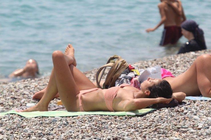Turizmin başkentinde sıcak hava, yüzde 72 nemle birleşti