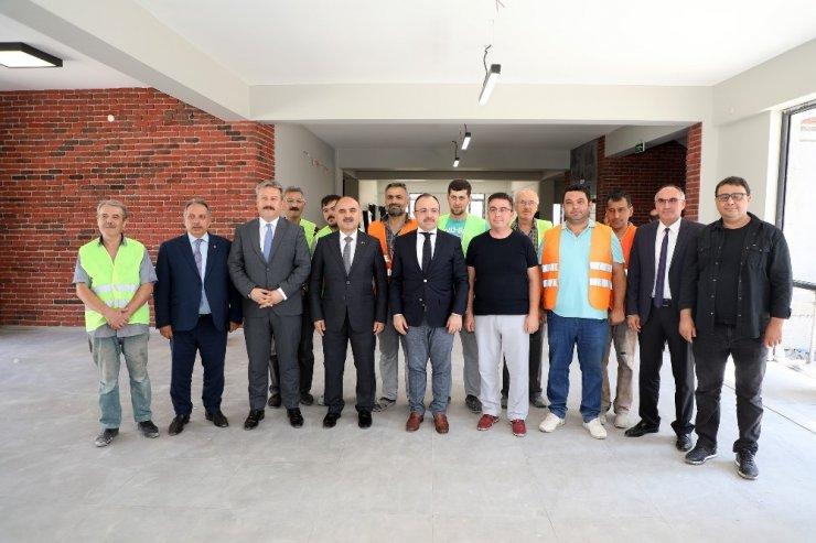 Zeynep Mehmet Akköse İlkokulu'nda Sona Doğru