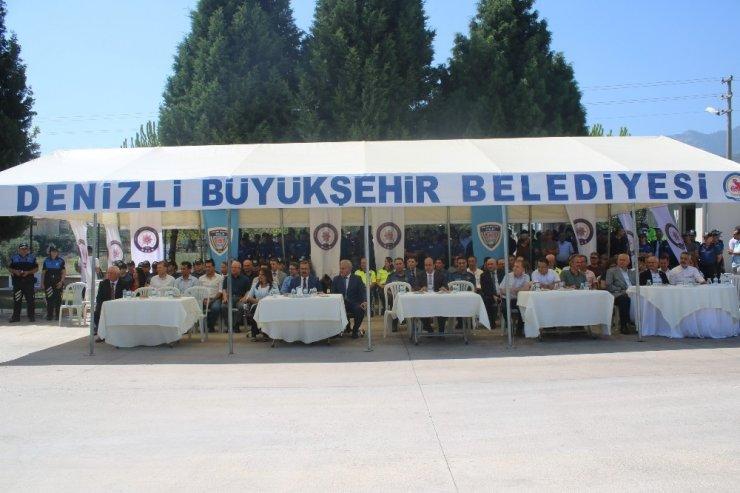 Polis teşkilatından sosyal sorumluluk projesine tam destek