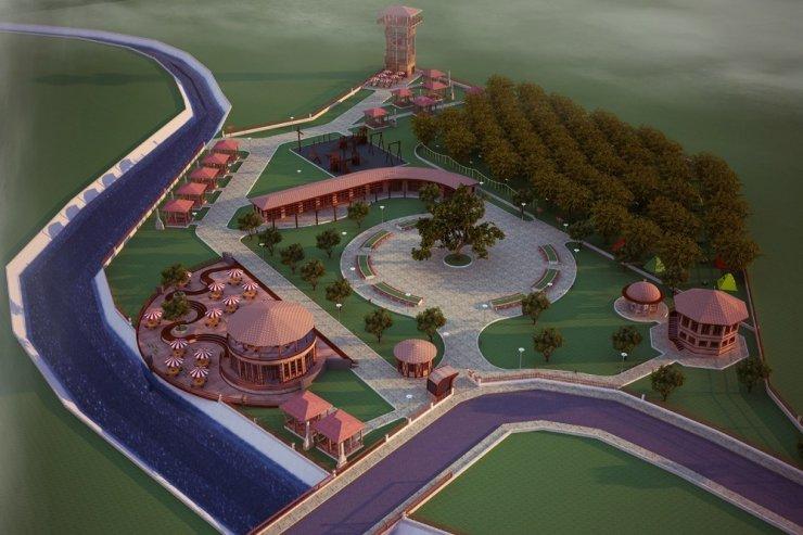 Horma Kanyonu, turizm çekim merkezine dönüşecek