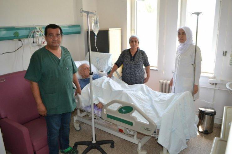 Bozyazı'da 7 yataklı palyatif bakım servisi açıldı