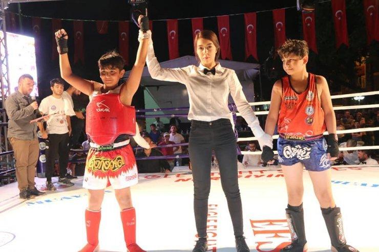 Yahyalı Muaythai Dostluk Turnuvasına büyük ilgi