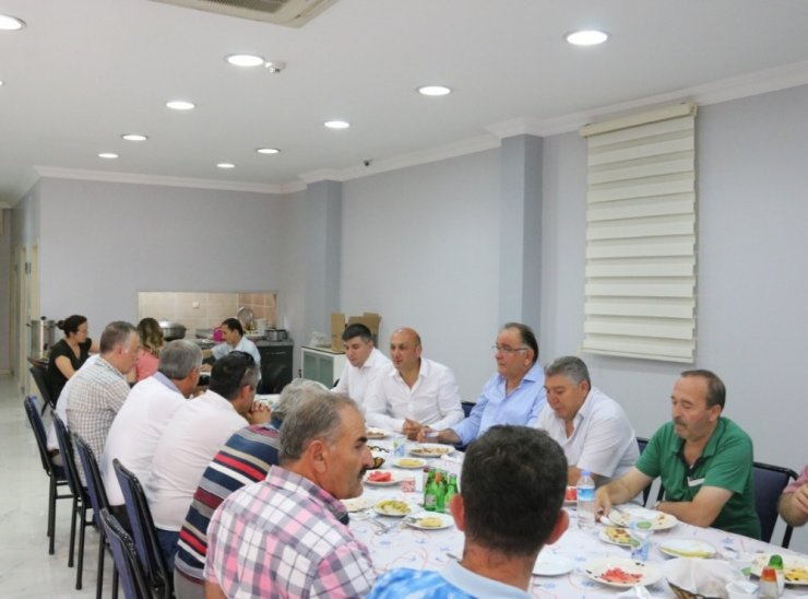 Bartın TSO Meslek Komite Toplantılarında KOSGEB destekleri anlatıldı