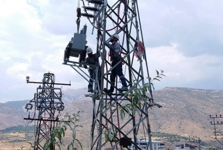 Dicle Elektrik Dağıtım bölgesinde arıza oranı azaldı