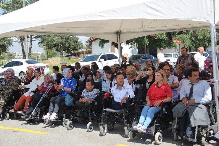 Engelli bireylere 50 bin lira hibe desteği