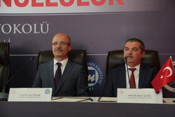 Gençlik ve Spor Bakanlığı, 5 üniversite ile 'Gençlik ve Gönüllülük İş Birliği' protokolü imzalandı