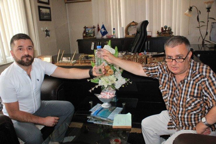 Karadeniz'de ilk defa ince parmaklı keler bulundu