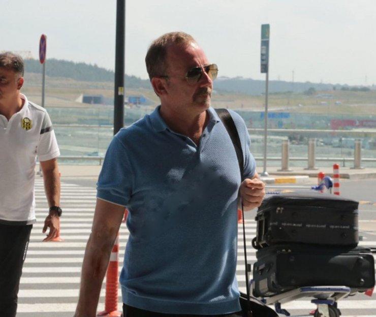 Yeni Malatyaspor'u Slovenya'ya götüren uçağın pilotu Beşiktaşlı olunca