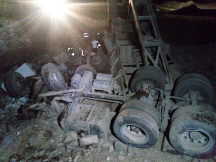 Malatya'da iki ayrı kaza: 1 ölü, 6 yaralı