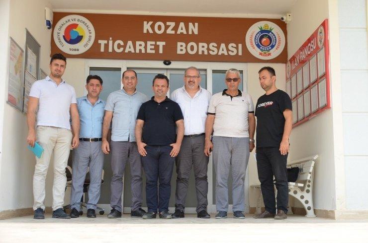Kozan Ticaret Borsası'ndan Proje Hazırlama ve Proje Yönetimi Eğitimi