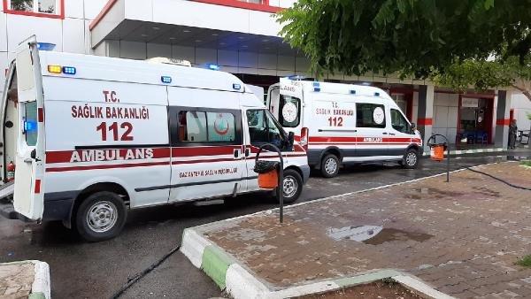 Kontrolden çıkan motosiklet otobüs durağına çarptı: 1 ölü, 1 yaralı