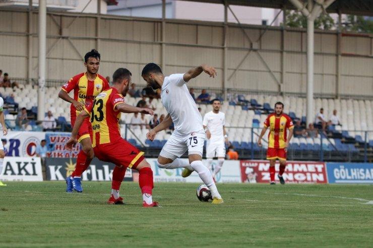 Ziraat Türkiye Kupası: Fethiyespor: 3- Kızılcabölükspor: 2
