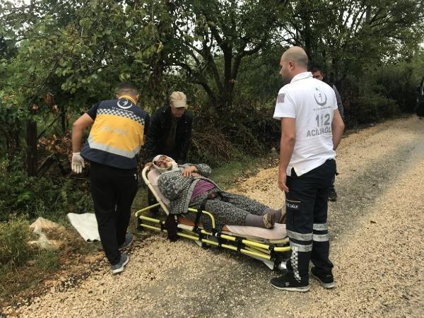 Kamyonet ile hafif ticari araç çarpıştı: 2'si çocuk 6 yaralı