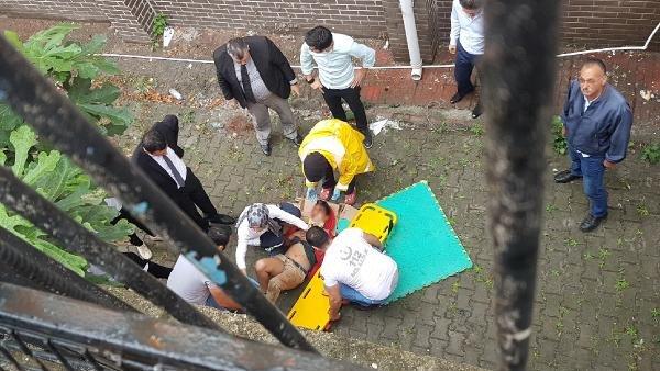 Okuldan kaçmaya çalıştığı öne sürülen öğrenci pencereden düştü