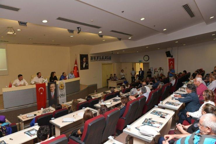 Başkan Gümrükçü, geleceğin kenti Çiğli'yi anlattı