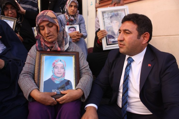Güvenlik ve terör uzmanı Dr. Muğlu'dan HDP önündeki ailelere ...