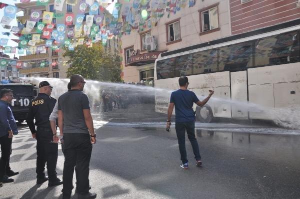 HDP önündeki eylemde 46'ncı gün