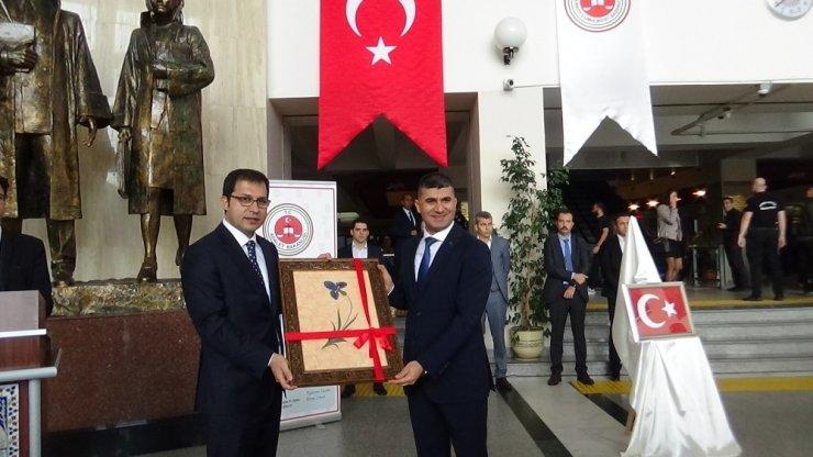 Bakırköy Adliyesi'nde denetimli serbestlik sergisi