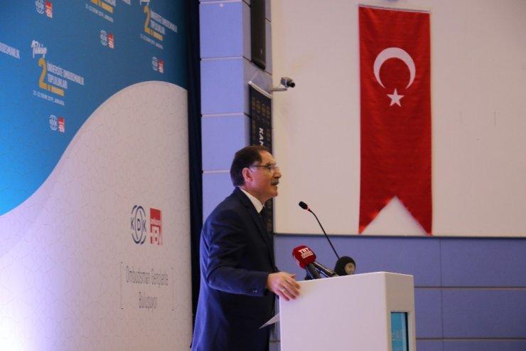 Bakan Kasapoğlu üniversitelerin Ombudsmanlık Topluluğu temsilcileri ile buluştu