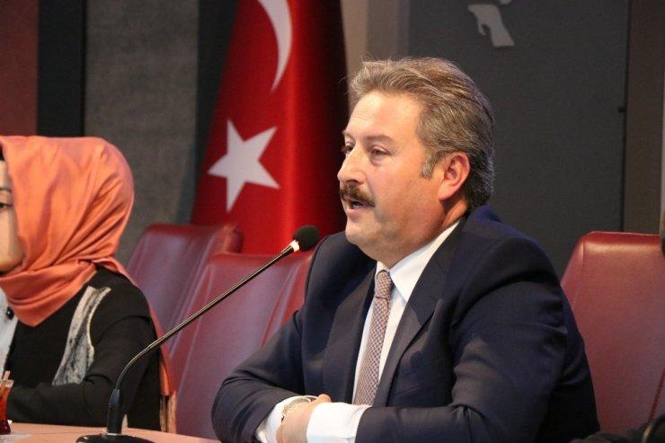"""Melikgazi Belediye Meclisi'nden ortak bildiri: """"Barış Pınarı Harekatını destekliyoruz"""""""