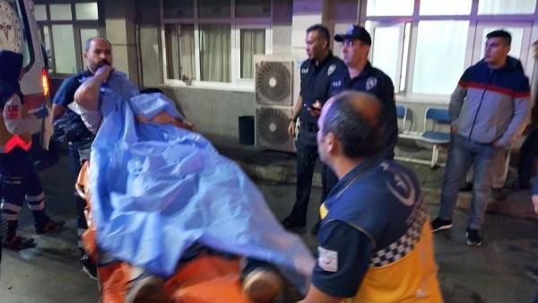 'Gürültü yapıyorsunuz' dedi, pompalı tüfekle ateş açtı: 3 yaralı