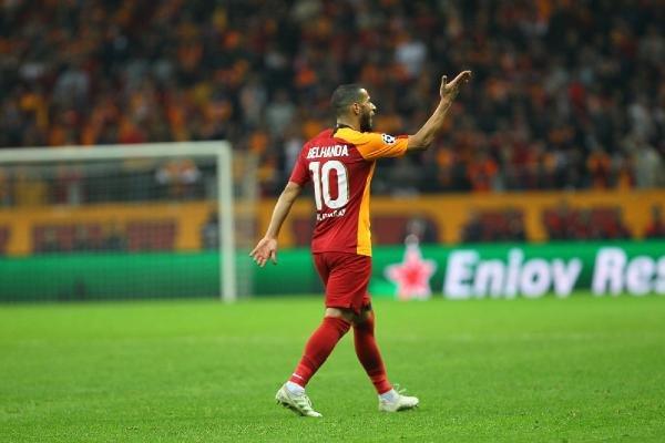 Galatasaray'da Belhanda krizi